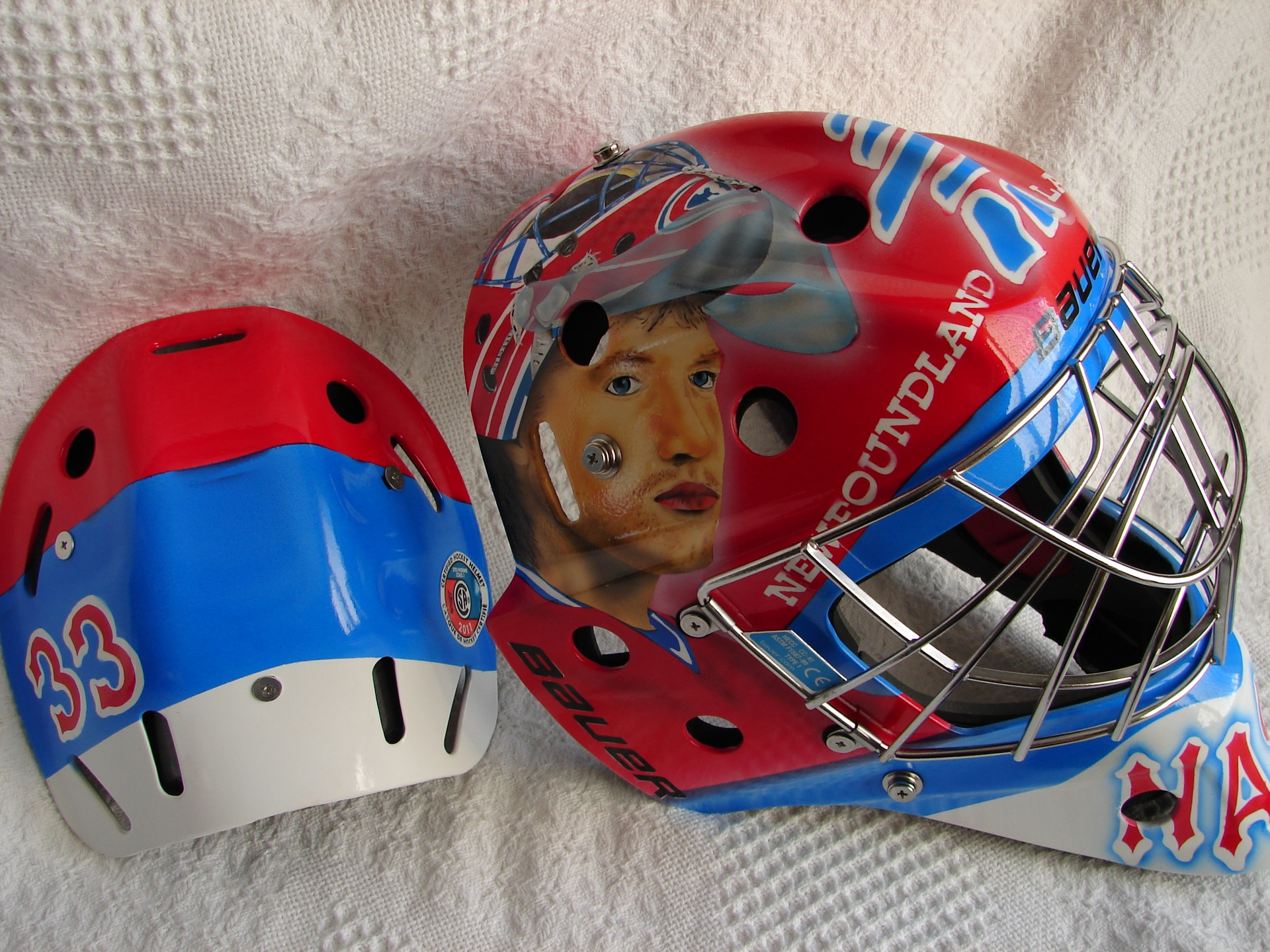 Nash Mask (Roy & Price)
