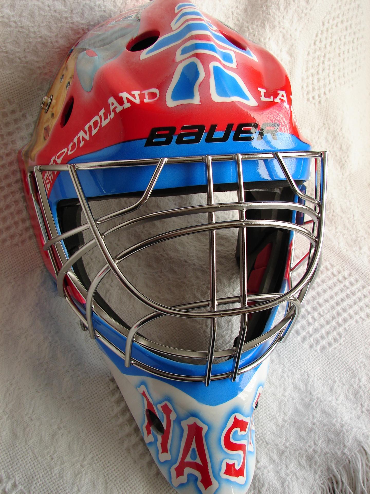 Nash Mask (Roy & Price)